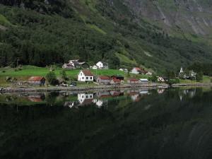 Darbas Norvegijoje